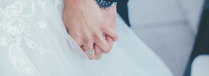Eheschließung und Hochzeitsrede